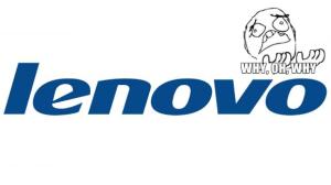 Lenovo Why