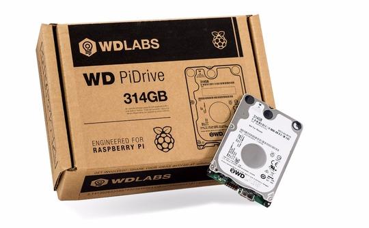 WDLabs HDD