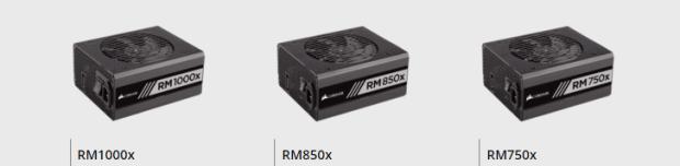 Corsair RMx series