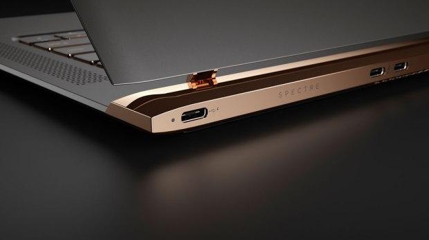 USB Type-C Spectre 13.3 - hp.com