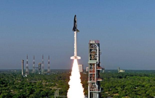 RLV Launch