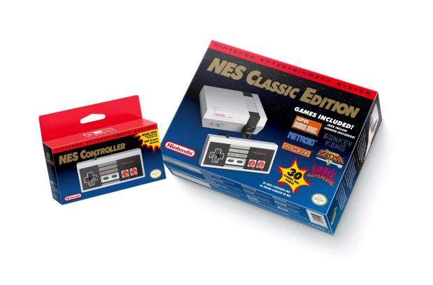 New NES 2