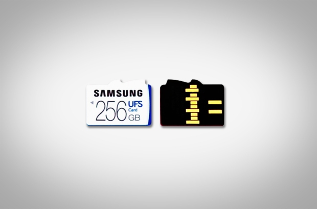 Kartu memori UFS Samsung - samsung.com