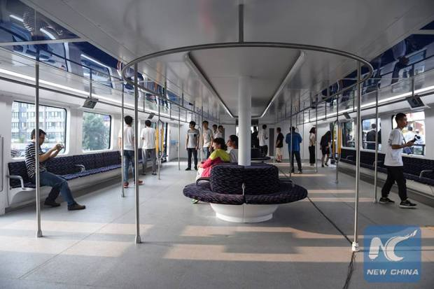 Interior TEB yang luas - China Xinhua News