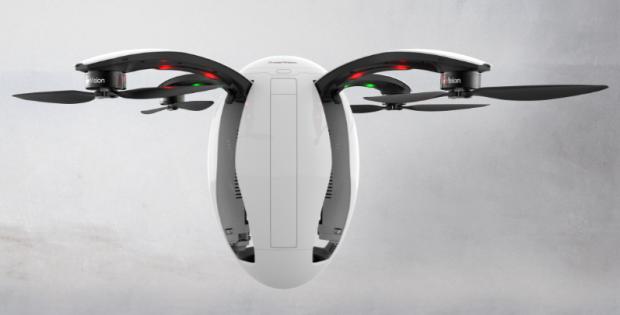 Drone Power Egg dari PowerVision