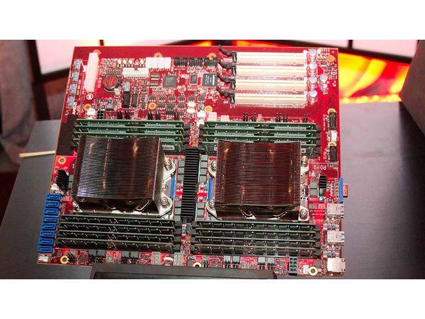 Jawaban AMD untuk pasar Server, AMD Naple