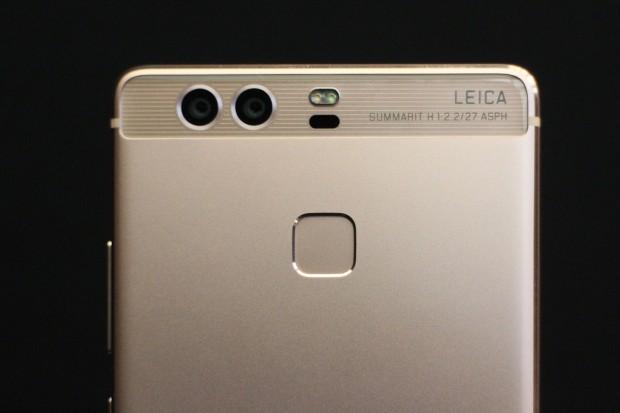 Kamera ganda pada Huawei P9