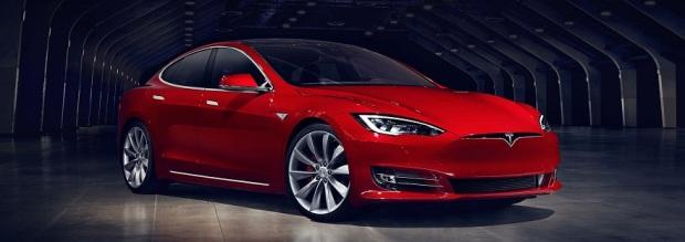 Tesla Model S - tesla.com