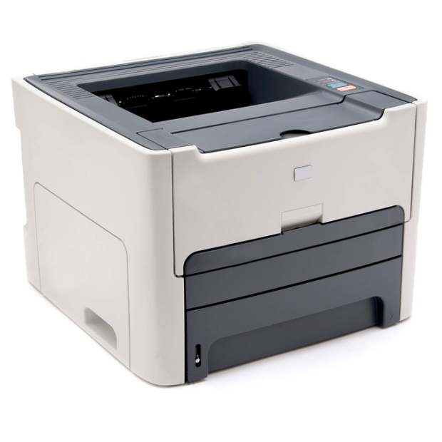 Printer sebagai base-station GSM palsu - foto: Julian Oliver